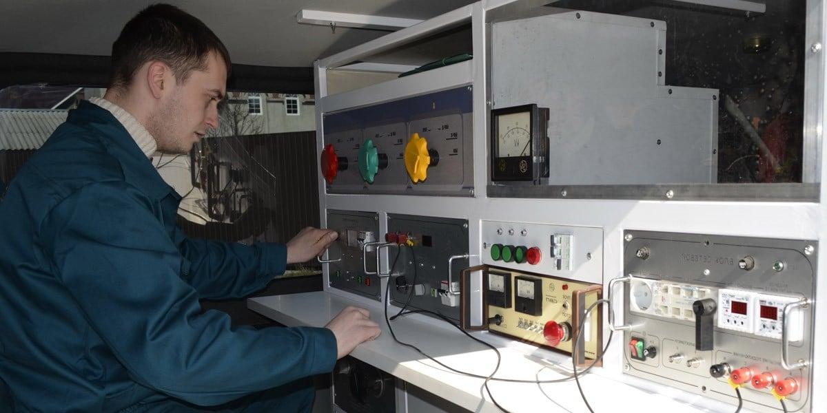 Электрическая лаборатория в Москве по доступной цене